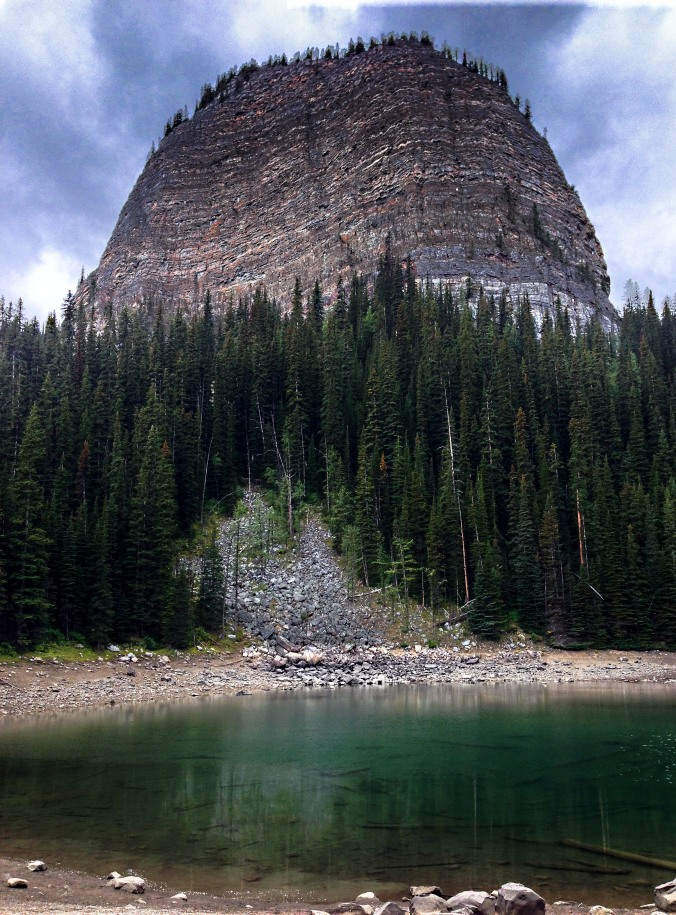 Mirror Lake Alberta Canada